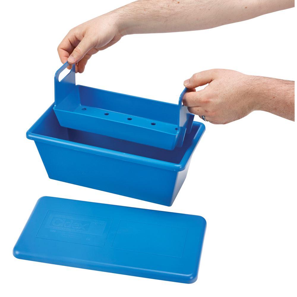 Cidex Solution Trays Cidex Instrument Soaking Tray