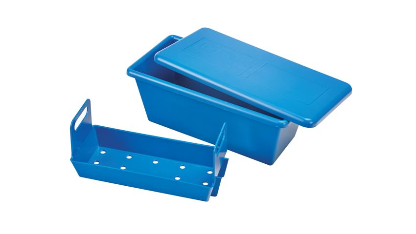 Cidex Solution Soaking Tray