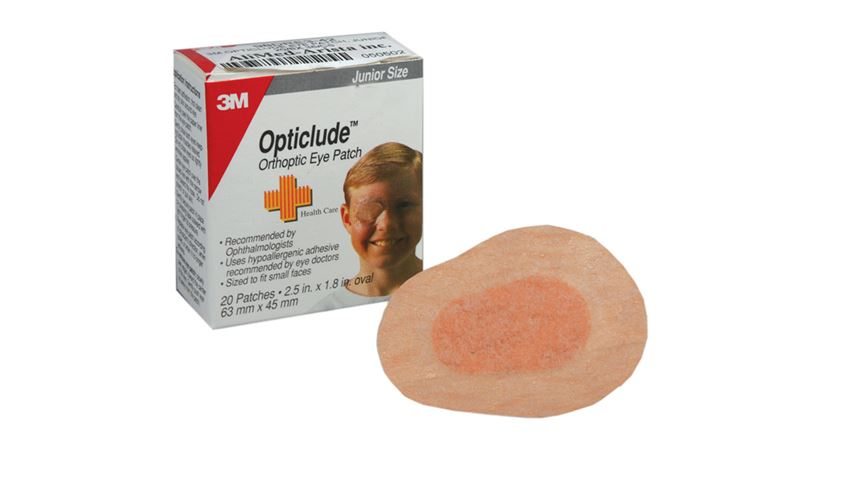 3M™ Opticlude Orthoptic Eye Patch
