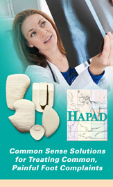 Hapad Foot Protection