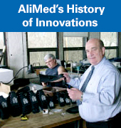 Learn more about AliMed's history