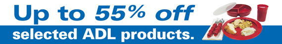 ADL Medical Supplies on Sale. Save up to 55%