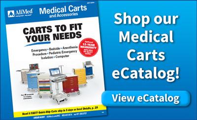 Shop our medical carts ecatalog