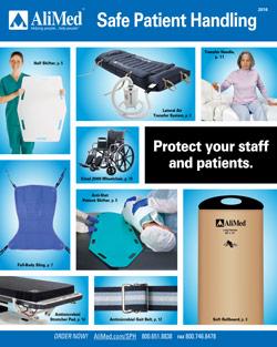 safe patient handling flipbook