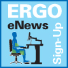 Ergo Newsletter Sign up