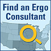 find an ergo consultant