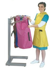 Radiation Apron Rack Catergory button
