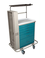 Medical Carts Catergory button