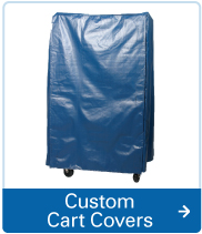 custom cart covers