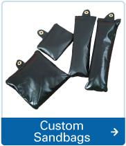 custom sandbags