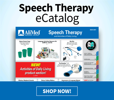 Speech Therapy eCatalog