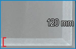 Xray using Invisicoat Positioner