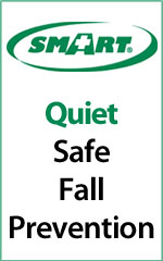 Smartcaregiver. Your leader in quiet and safe fall prevention