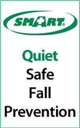 Smart Caregiver. Quiet, Safe Fall Prevention