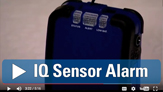 IQ Sensor Alarm Video