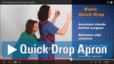 Quick Drop Apron