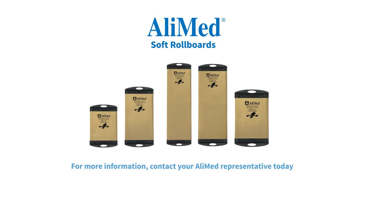 AliMed Soft Rollboards Video