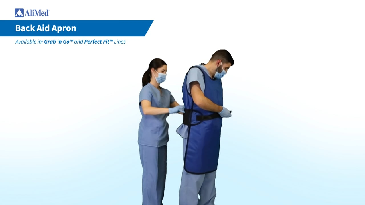 AliMed® Back Aid Apron Donning Video