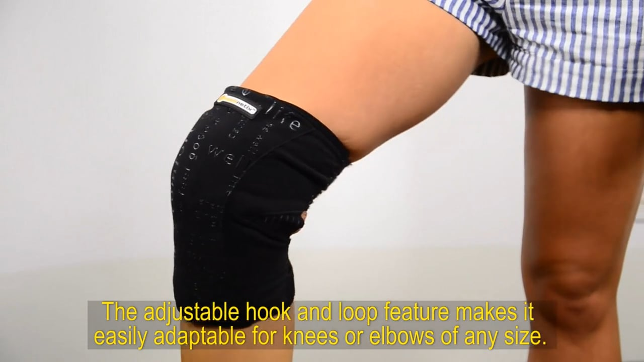 Intellinetix™ Knee/Elbow Therapy Wrap Video