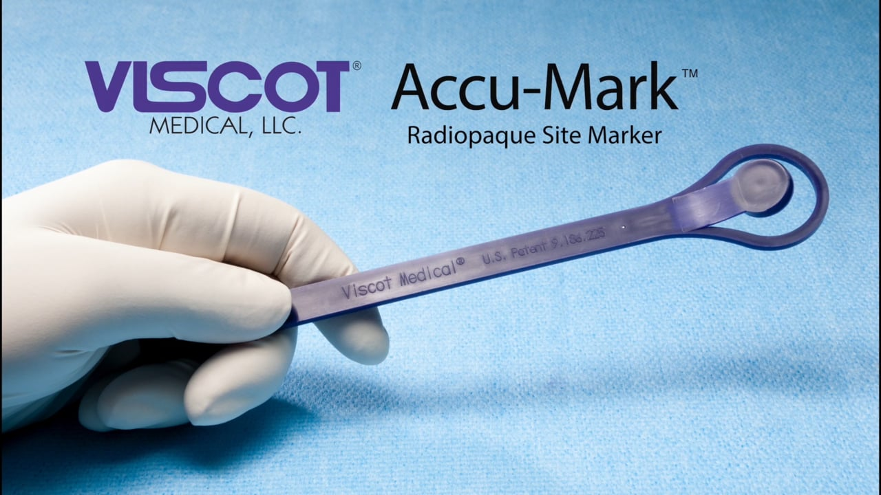 Accumark Radiopaque Injection Site Markers Video