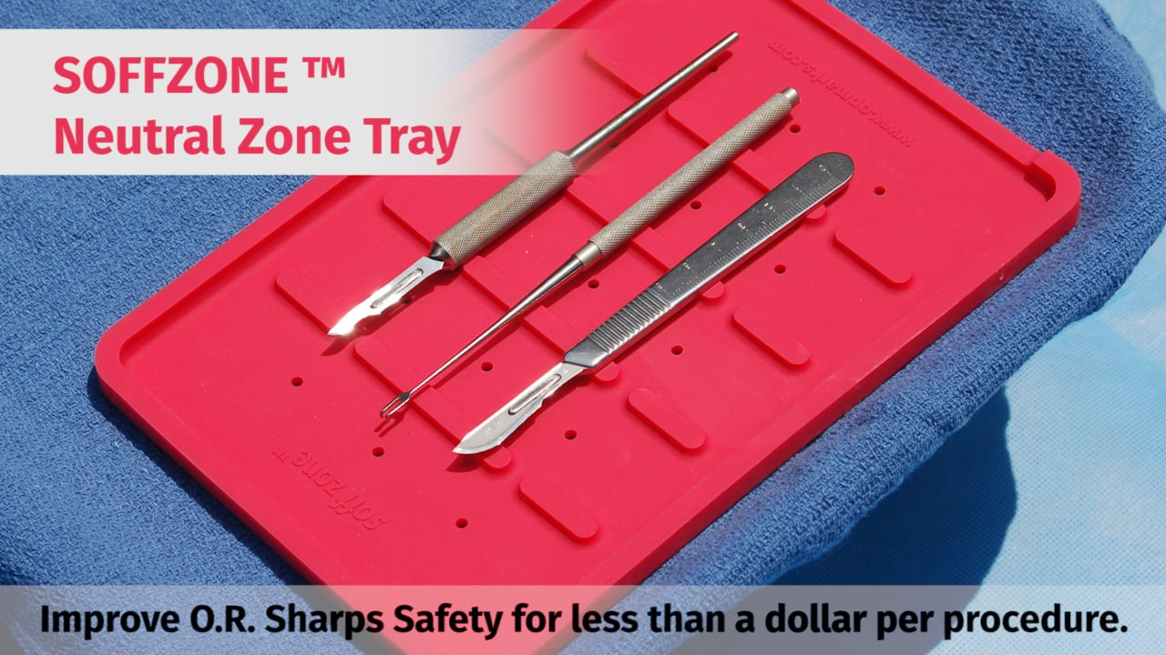 Soffzone Neutral Zone Tray Video