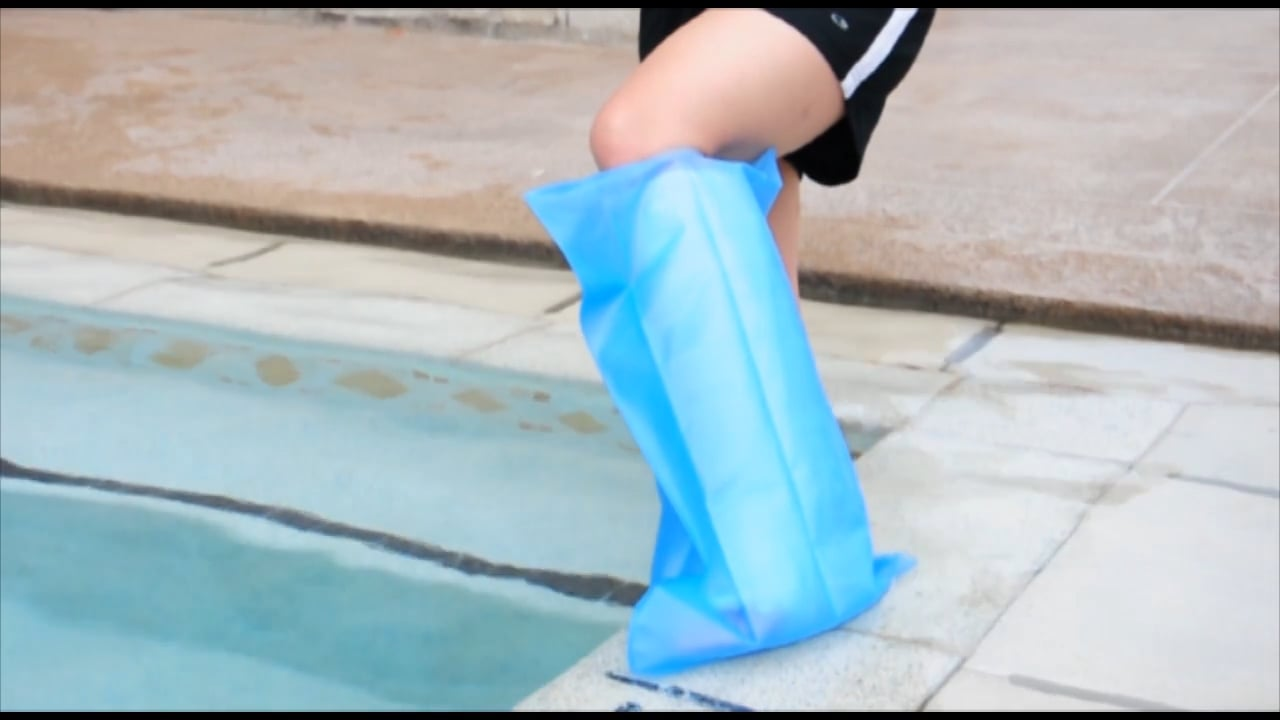 Seal-Tight Sport Cast Protector Video