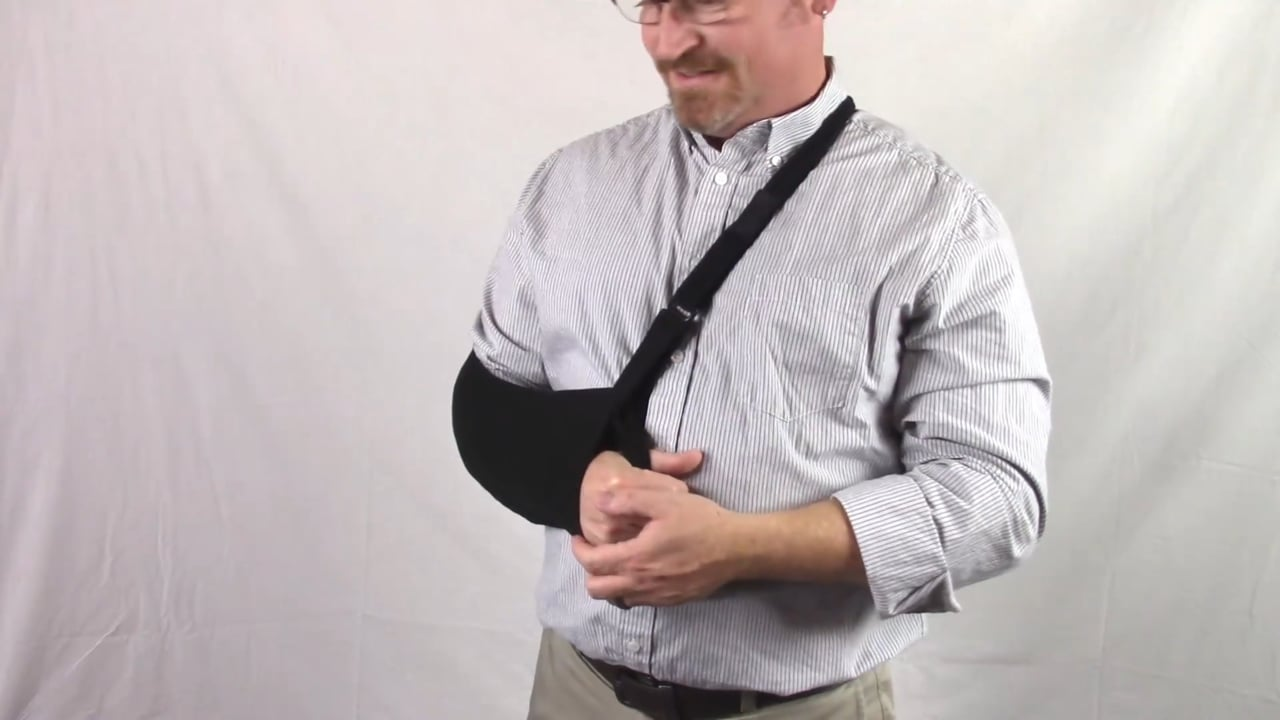 Joslin Ultimate Arm Sling Video