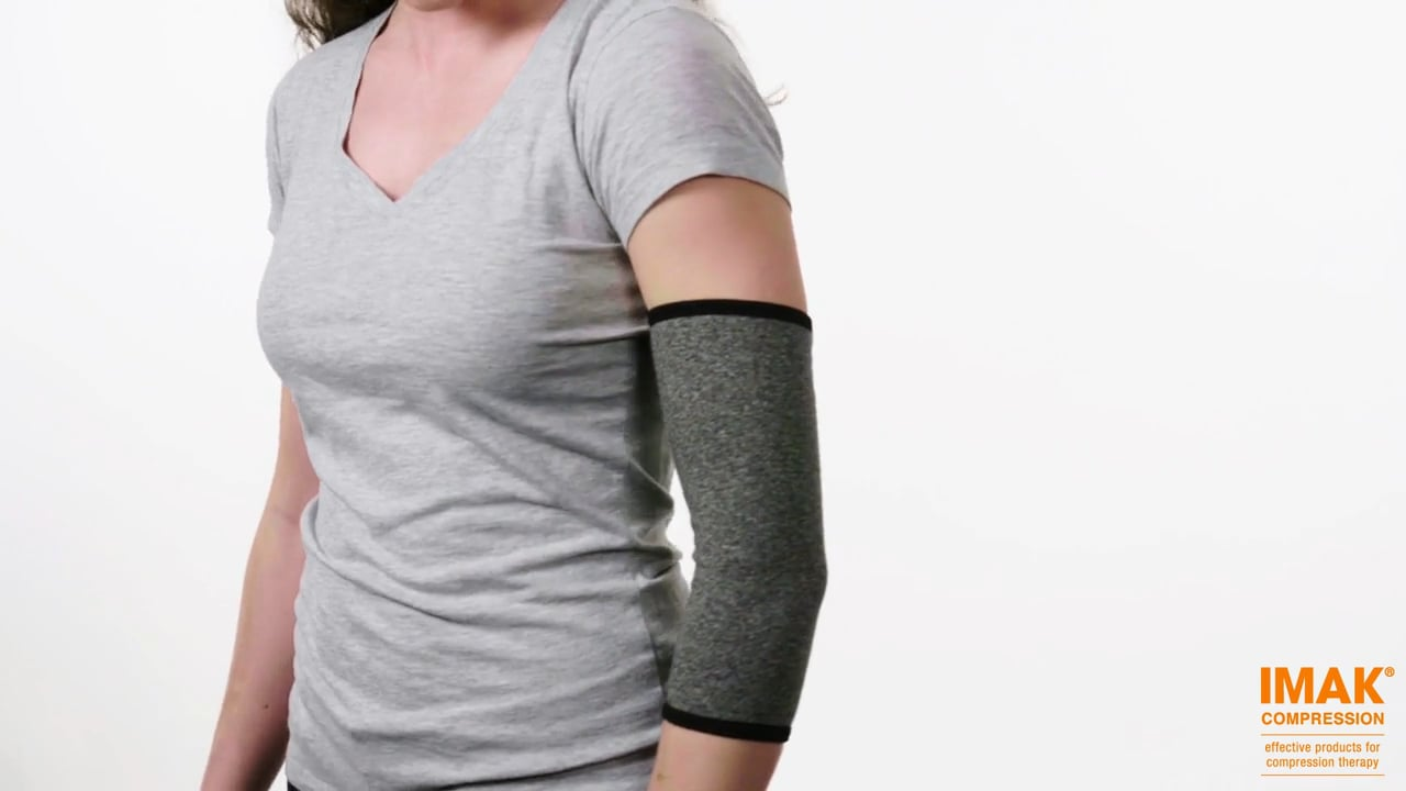 IMAK® Arthritis Elbow Sleeve Video