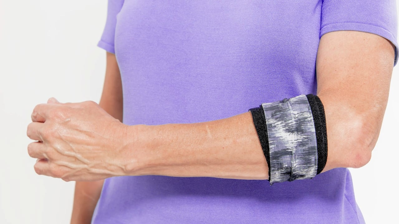 3pp Elbow P.O.P. Splint Video