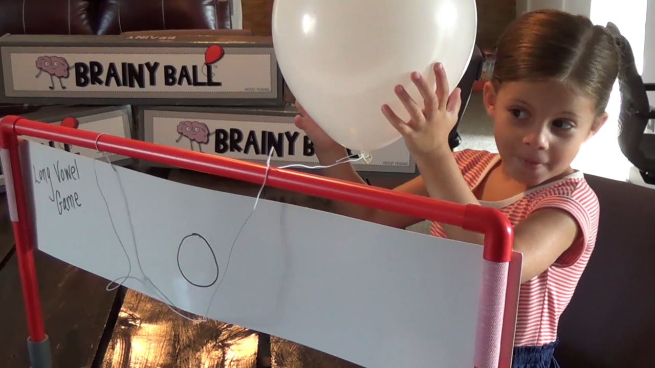 Brainy Ball Video