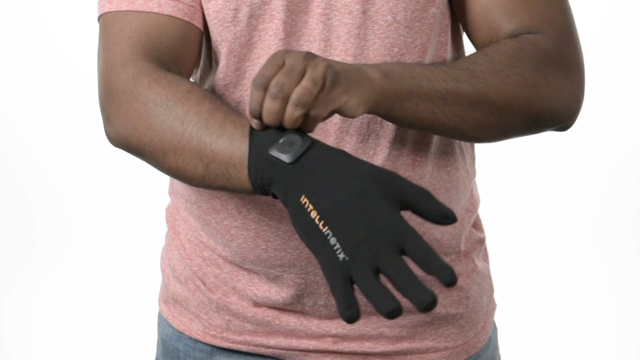 Intellinetix Therapy Gloves Video