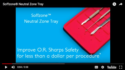 Soffzone Neutral Zone Tray