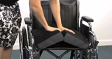 Stay-Put Wheelchair Seat Cushions